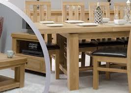 oak dining tables oak dining room furniture oak furniture by