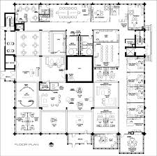 American Foursquare Floor Plans by Fascinating Bank Floor Plan Crtable