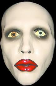 brimstone mask masks marilyn mask