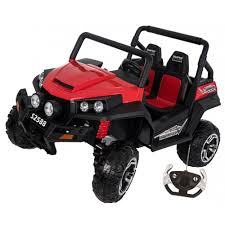 electric jeep for kids 2 seater 24v 4 wheel drive ride in off road jeep remote 349 95