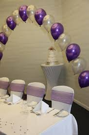 wedding balloon arches uk events for u basingstoke venue decor specialists balloon decor