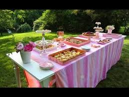 how to set up a buffet table make your next summer party stress free with a self serve buffet