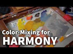 color mixing for portraits acrylic u0026 oil painting lesson