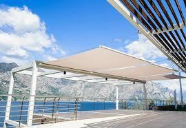 ress tende outdoor sunscreen blinds by resstende aesthetics feat design