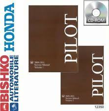 2011 honda pilot service schedule 2009 2010 2011 honda pilot shop service repair manual cd ebay