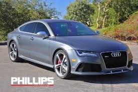 audi rs7 used used audi rs7 for sale bestride com