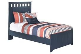 Bedroom Furniture Twin by Leo Twin Panel Bed Ashley Furniture Homestore