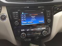 nissan rogue sport interior on the road review nissan rogue sport mount desert islander