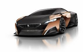 peugeot usa peugeot onyx the most beautiful car fcia french cars in america