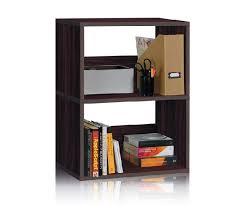 Dorm Desk Bookshelf 2 Shelf Bookshelf Way Basics Dorm Room Necessities College Dorm