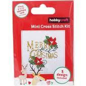 christmas cross stitch christmas crafts christmas hobbycraft