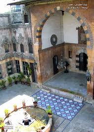 homes with interior courtyards the courtyard houses of syria muslim heritage