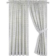 Black Ivory Curtains Check U0026 Plaid Curtains U0026 Drapes You U0027ll Love Wayfair