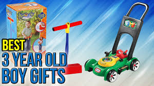10 best 3 year old boy gifts 2017 youtube