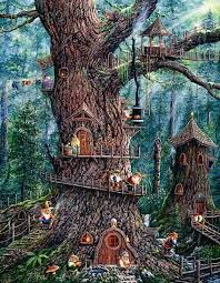 Tree House Home Best 25 Treehouse Cottages Ideas On Pinterest Tree House Deck
