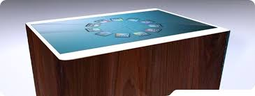 Interactive Meeting Table Yoursurface Interactive Posing Table