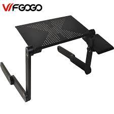 Computer Desk Portable Aliexpress Com Buy Wfgogo Computer Desks Portable Adjustable