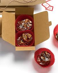 Christmas Sweet Recipes Gifts Sophisticated Christmas Candy Gift Recipes Martha Stewart