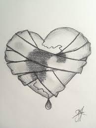 best 25 broken heart drawings ideas on pinterest broken