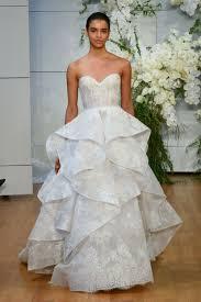 lhuillier wedding dresses lhuillier bridal 2018 collection vogue