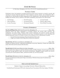 Account Payable Sample Resume Cover Letter Sample For Fresh Graduate In Business Administration