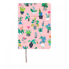 potted plants a6 planner ohh deer