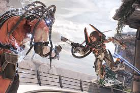 a long weekend with the lawbreakers beta polygon