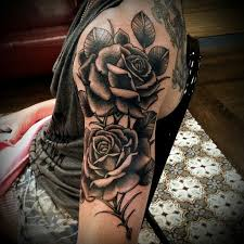 would something like this on my shoulder inked