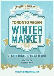 buy tickets join the guestlist for toronto vegan winter market