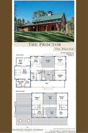 Modern Barn House Floor Plans 60 Best Barn Home Floor Plans Images On Pinterest Post And Beam