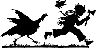 thanksgiving jpegs thanksgiving turkey gets revenge cute silhouette the graphics