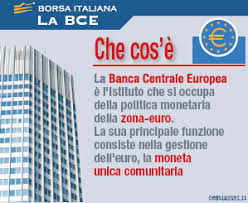 bce sede centrale bce borsa italiana