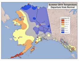 Alaska Weather Map by Deep Cold Interior And Northern Alaska Weather U0026 Climate