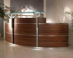Funky Reception Desks Contemporary Reception Desk For Office Designs Nytexas
