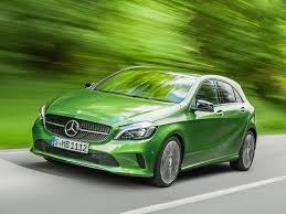 green mercedes a class mercedes benz a class hatchback leasing a200d sport 5dr auto