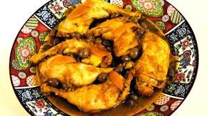 cuisine marocaine poulet aux olives tajine de poulet aux olives vertes wepost
