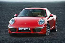 red porsche 911 2012 red porsche 911 carrera coupe front eurocar news