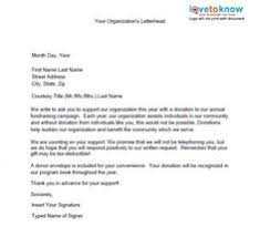 write a letter requesting sponsorship fundraising fundraising