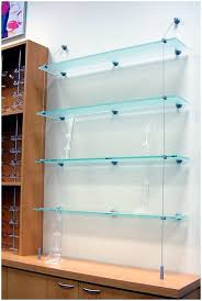 Hanging Shelves From Ceiling by Suspended Glass Shelf Suspended Shelves Suspended Glass Shelf