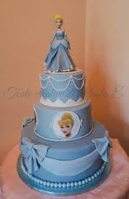 cinderella cake with sugar mice and gravity defying birds cake