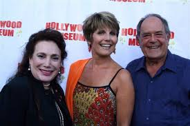 lucy arnaz today lucie arnaz husband laurence luckinbill and the museum curator