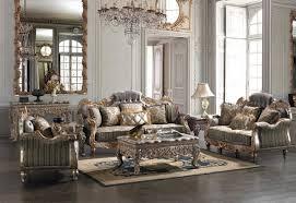287 homey design upholstery living room set victorian european