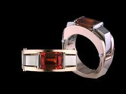 custom rings for men custom wedding engagement and gemstone rings for men in mi