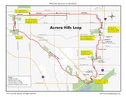 Lone Tree Colorado Map great road rides denver coloradobikemaps