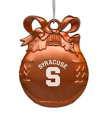 syracuse pewter tree ornament
