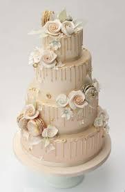 peach ombre wedding cake peach ombre drip cake wedding cakes