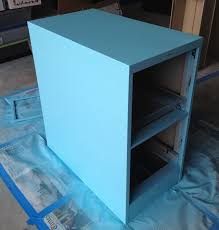 painting a file cabinet diy painted filing cabinet tutorial aileen barker
