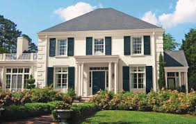 block home exterior paint color examples the perfect home design