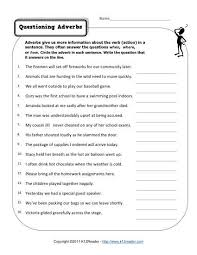 best solutions of adverbs free worksheets with additional letter