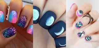 imagenes de uñas pintadas pequeñas 50 ideas y diseños de uñas cortas decoradas tendencia en el 2017